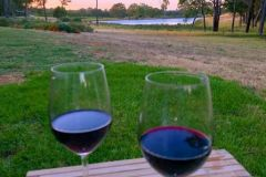 Wine-and-Sunset-